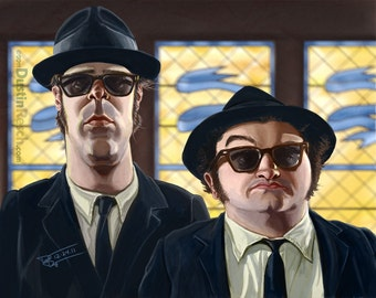 We re on a Mission from God  Joliet Jake and Elwood Blues b38674d91256