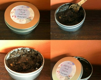 Black Soap and Charcoal Facial Paste