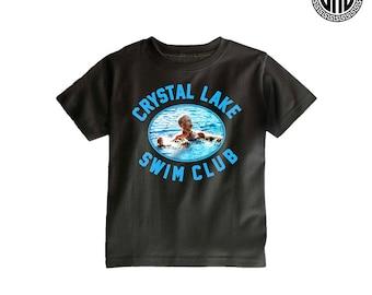 Crystal Lake Swim Club - Kid's (unisex) Tee