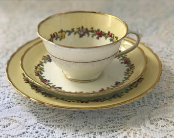 Tuscan Heather Tea Trio