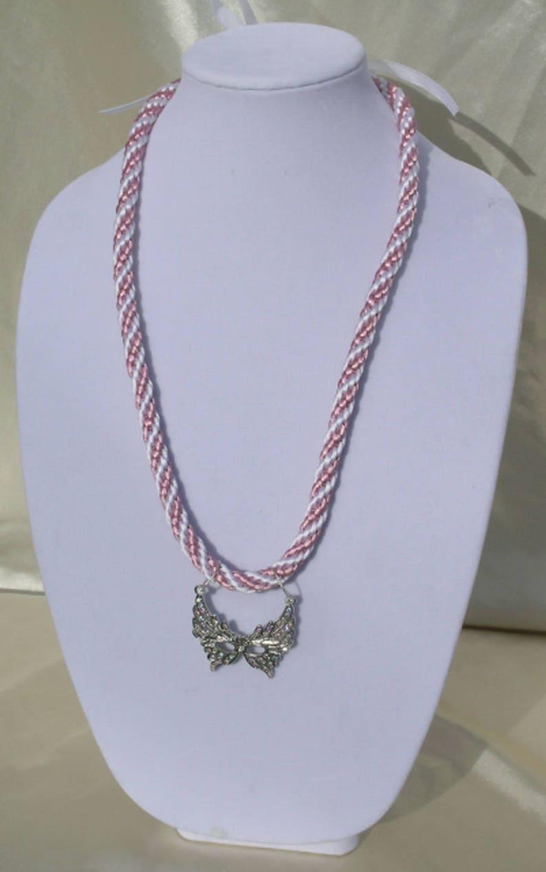 b2abffe8def5d Mardi Gras Mystery necklace