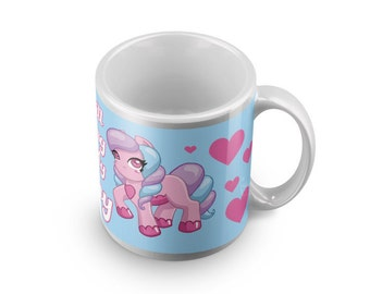 I'm still waiting for my pony mug