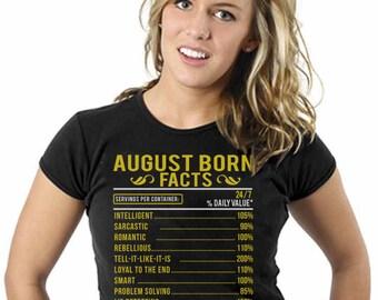August Girl Facts,Aquarius, Aquarius Girl, Aquarius Tshirt, Astrology, Astronomy, August, August Girl, August Girl Facts, August Girl Facts