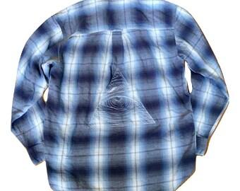 Eye of Providence Flannel Shirt