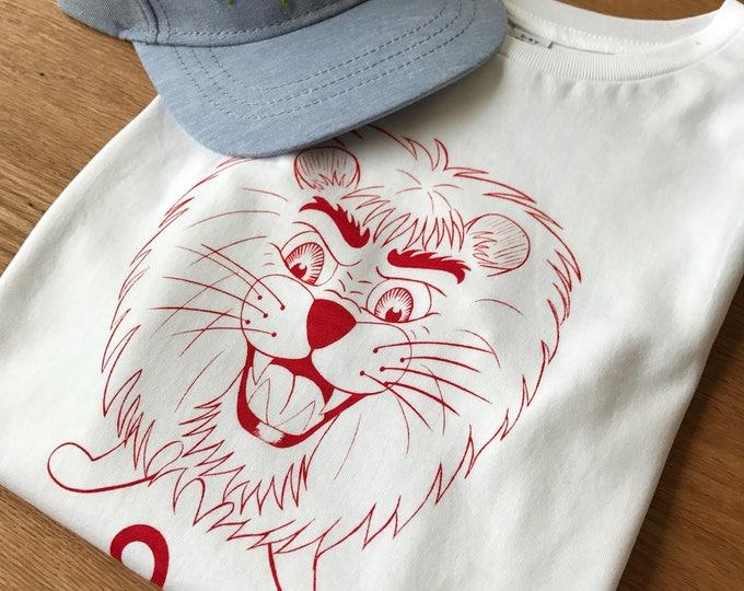 Leo Zodiac - Organic Toddler T-shirt