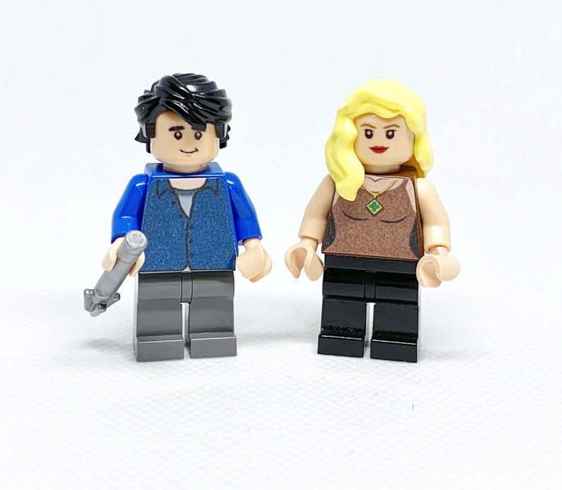 BtVS New. Fuffy Buffy and Faith custom made minifigures