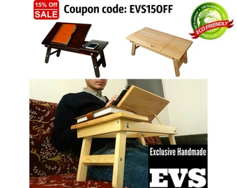 Macbook Accessories, Macbook Stand, Wooden Tray, Desk For Bed, Laptop Stand, Lap Desk, Laptop Table, Laptop Trays, Laptop Lap Desk, Portable