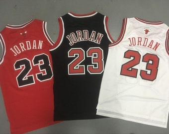 726d240ef99 Men's Throwback Swingman Chicago Bulls MICHAEL JORDAN 23 Basketball Jersey