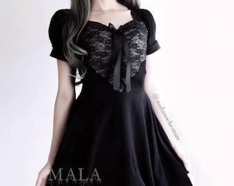 Gothic lolita dress  7a52aeee3af4