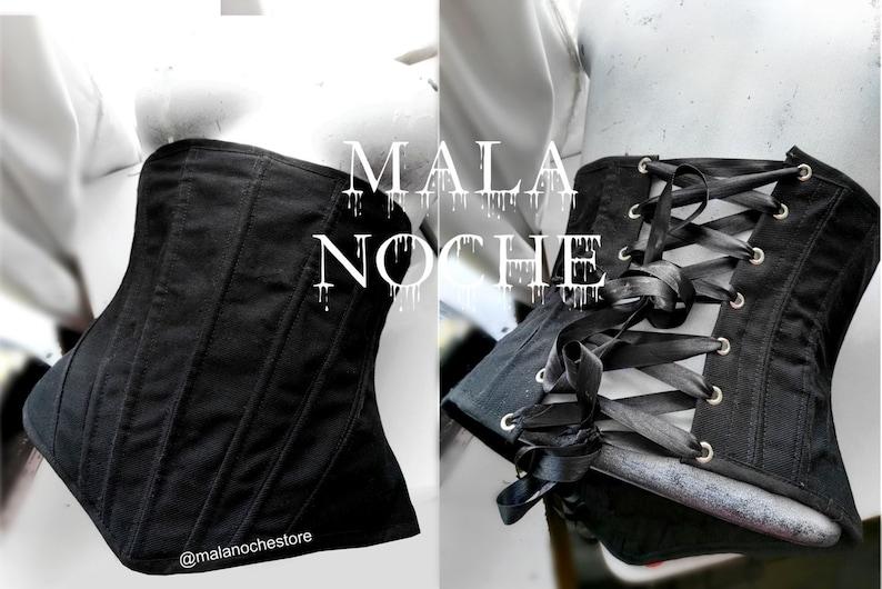 31d7babf5687a7 Corsé Black I bdsm lingerie victorian corsé black gothic