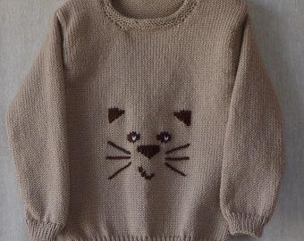 8df6eb58a Baby cat sweatshirt