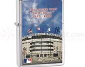 Rare NY Yankee Stadium - House That Ruth Built Zippo Lighter
