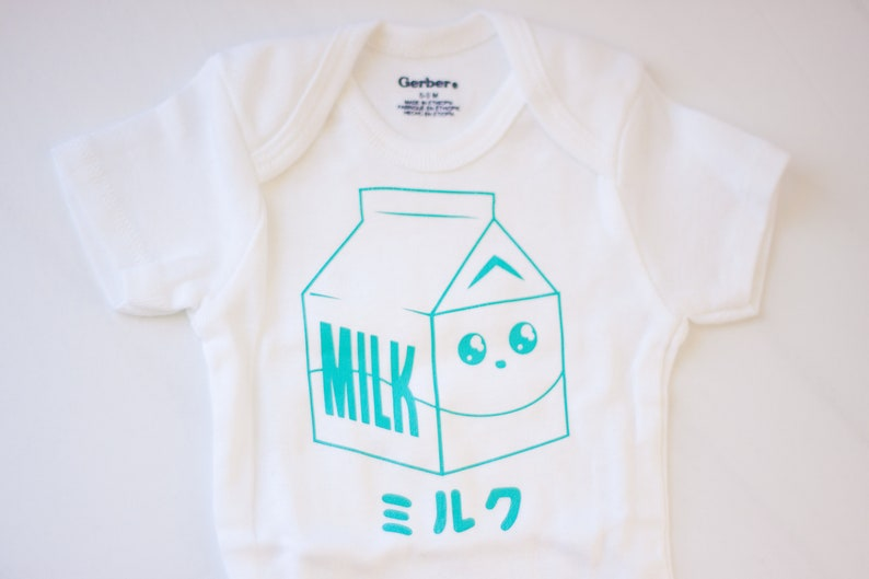 Japanese Milk Onesie
