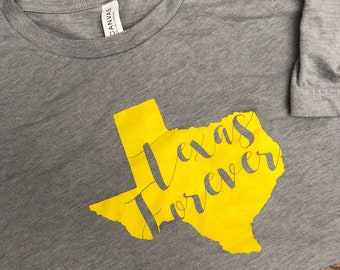 Texas Forever Yellow Rose