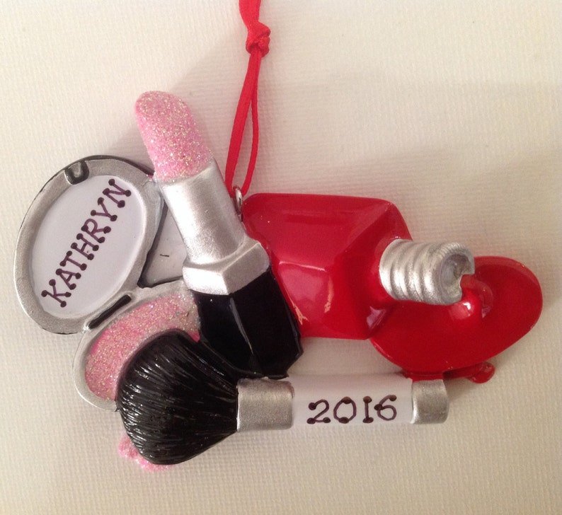 33 Off Personalized Beautician Makeup Artist Sephora Mac Etsy