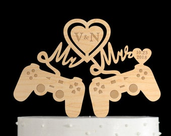 Gamer cake topper wedding,gamer wedding cake topper,gamer wedding topper,gamer wedding topper cake,gamer wedding cake,gamer cake topper,760