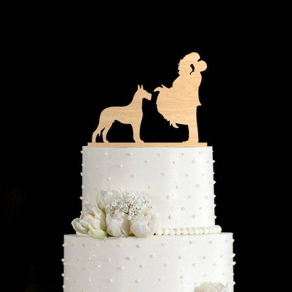 Deutsche Dogge Deutsche Dogge Kuchen Deckel Hochzeitstorte Etsy