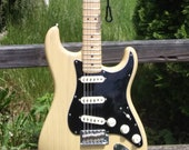 Mint 2012 Fender Special Run Blonde Ash USA Stratocaster - Outstanding