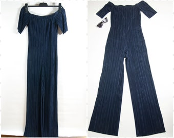 592414eb5d8 Navy blue jumpsuit