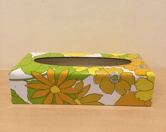 Dining Home Coated Cover Bag Holder Retro Box Storage Tissue Case Home Decor Y