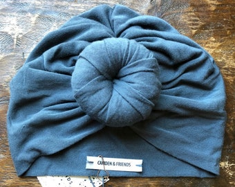 Ready To Ship Item- STORM Bun Turban