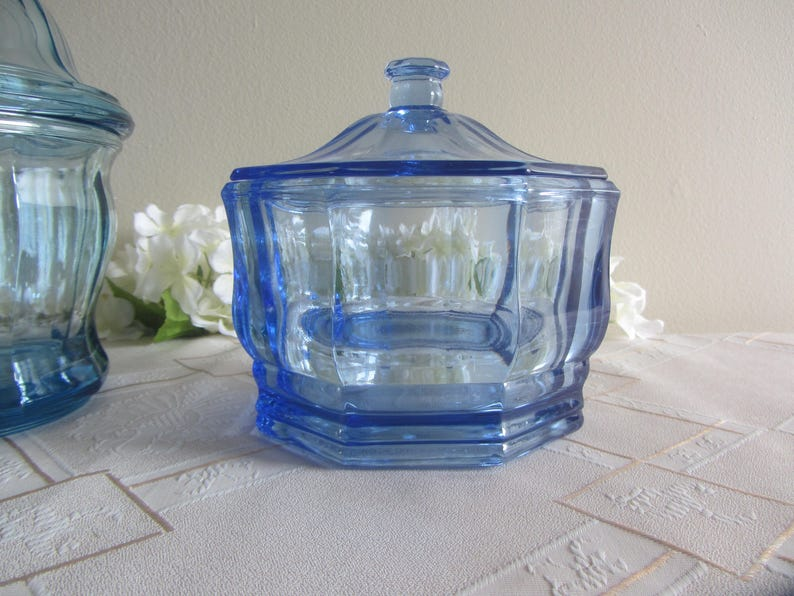 Two Gorgeous Apothecary Boxes jars