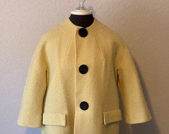 Vintage 1960/'s coat vintage 1960/'s spring coat original 1960/'s deep burgundy lightweight coat 1960/'s brown deep purple spring coat UK 10-12