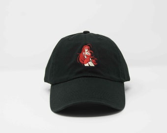 863495f98218a Hentai Anime Dad Hat Embroidered Design