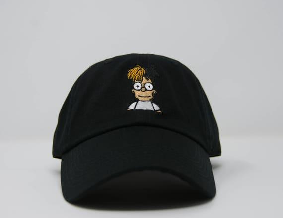 XXXTentacion Hat Cap Custom Design  18a19eda0504