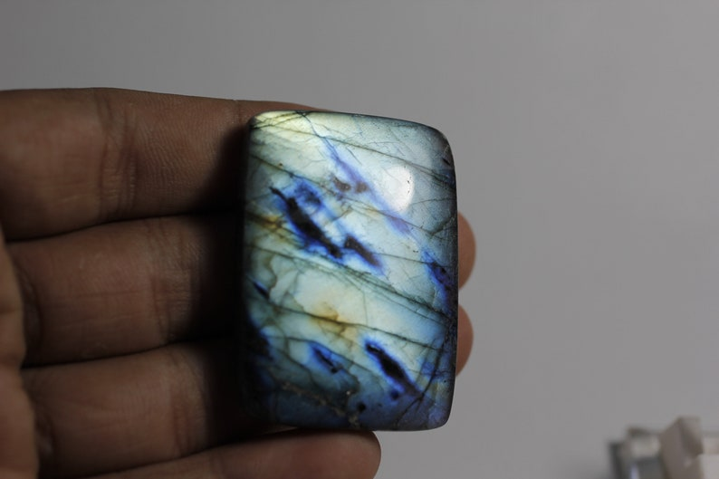 Blue Labradorite Cabochon Sparkle Cabochons