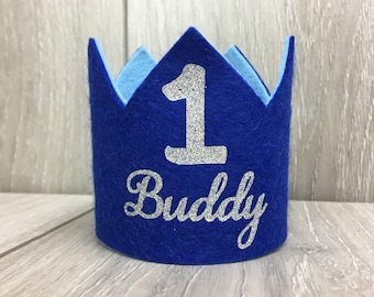First Birthday Cake Smash Crown, Crown, first birthday crown, first birthday, photo props, birthday outfit, cake smash, crown, glitter crown