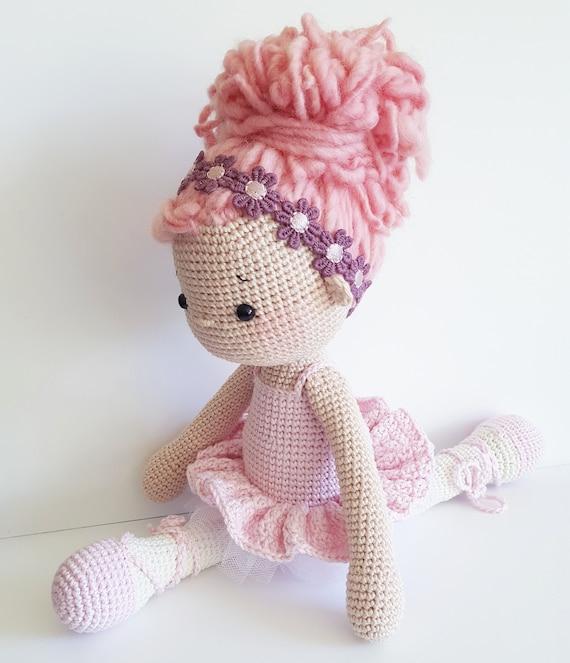 Amigurumi Puppe Häkel Anleitung Tammy Die Etsy
