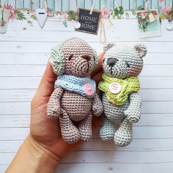 Amigurumi - Teddy häkeln