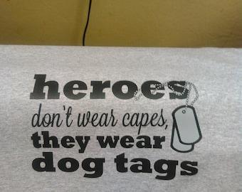 HEROS T-SHIRT