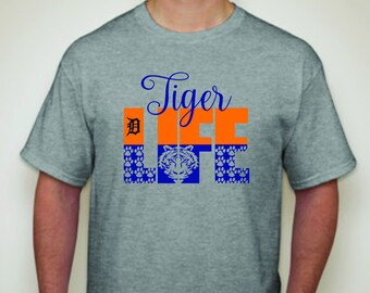 Detroit Tigers T-shirt-Tigers shirt-Detroit Tigers shirt
