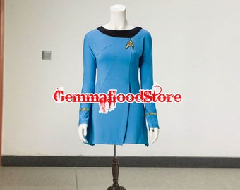 Star Costumes Cosplay ST Female Duty Cosplay Costume