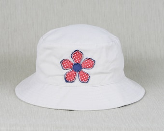 bf03b343e38 Womens khaki baseball cap with handmade flower decal