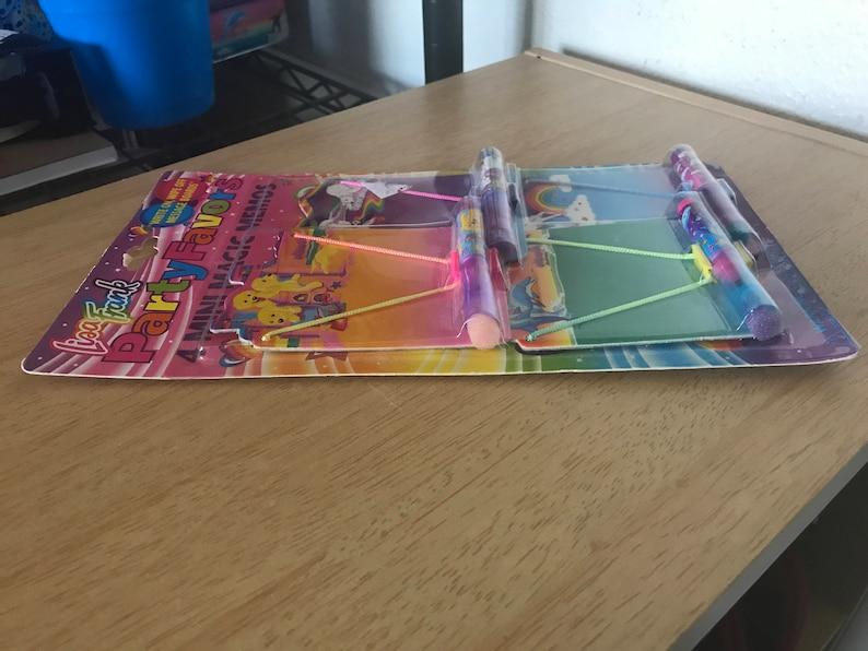 Vintage Lisa Frank Party Favors Mini Magic Memo Boards