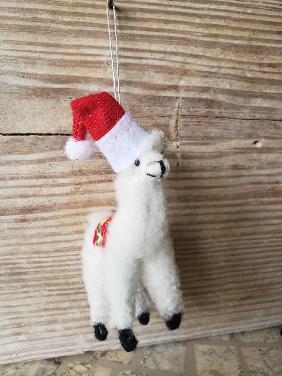 llama christmas ornament stockings stuffer stockings christmas ornaments for trees ornaments christmas