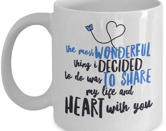 Love Quotes Mug Mug For Boyfriend Girlfriend Husband Wife Etsy