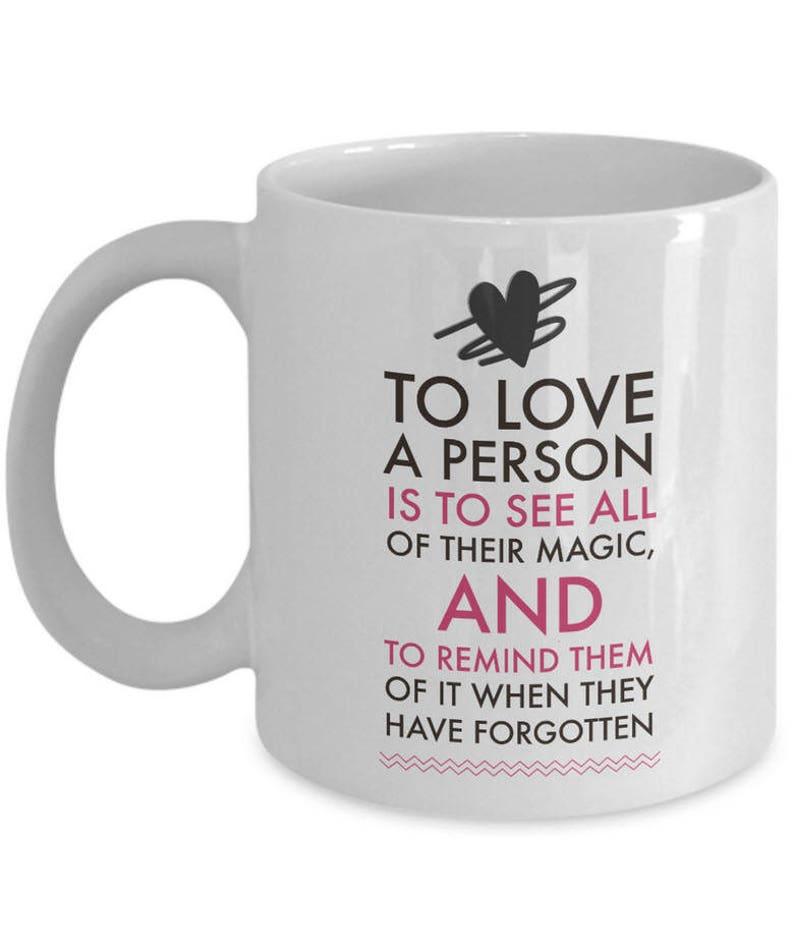 5148cf1d0e5 Love Quotes Mug Mug For Boyfriend Girlfriend Husband Wife | Etsy