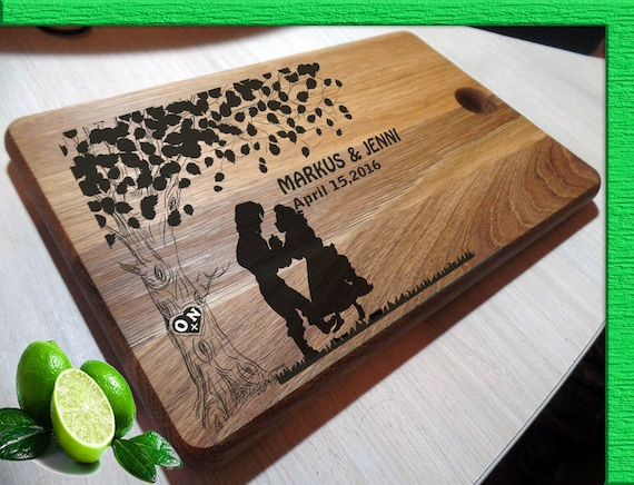 Personalized Disney Wedding Gifts: Tangled Cutting Boards Personalized Wedding Gift Disney