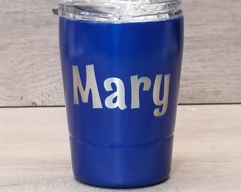 Personalized Engraved Kids Tumbler