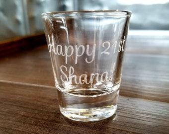 Flasks & Shot Glasses