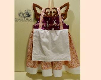 5T Apron Dress