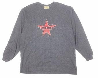 90s mint rag tag production movie sweater vintage movie universal studio tag rag toho co fiction vintage independent movie tshirt