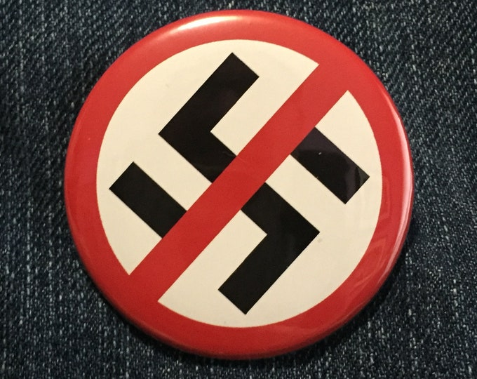 Anti Hate Pins by ArtByKevG Pin Badge punkrocker punk heavy metal metalhead punks not dead NONazis Freedom Equality No Hate Equal Rights