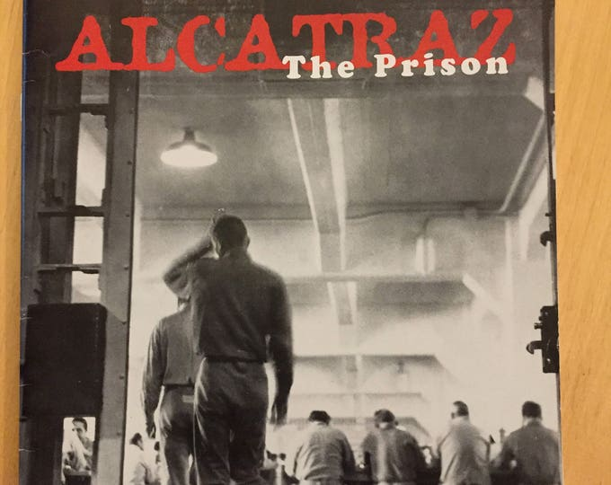 Alcatraz Prison by Jay Stuller (1999-07-31) softcover book San Francisco The Rock Jailbreak Gangster Federal Penitentiary Corrections Jail