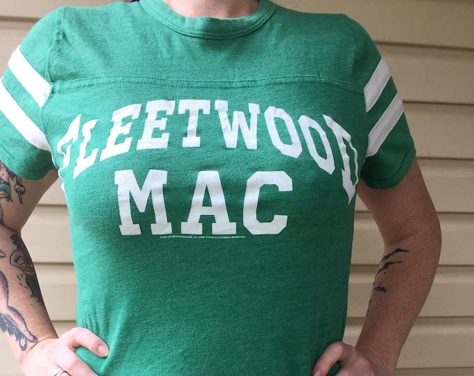 Fleetwood Mac Band Shirt - Stevie Nicks - Christine Mcvie - Mick Fleetwood - Ladies Tee (small) Rumours gypsy rhiannon Tom Petty The Eagles