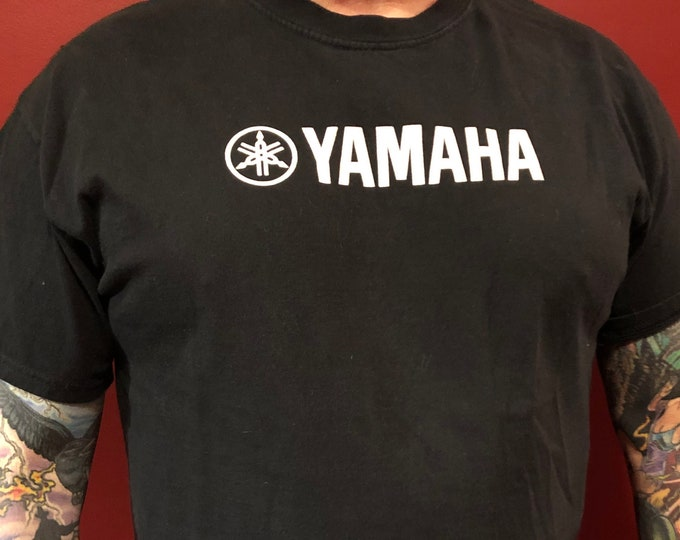 Yamaha Drums drummer band shirt drumming Drums (L) Drumset Drumkit Steve Gadd Anton Fig Shannon Larkin DAVE WECKL Cymbals Percussion  Snare